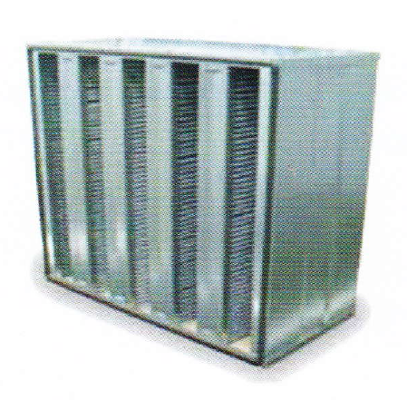 Large Air Volume Active Carbon Filter