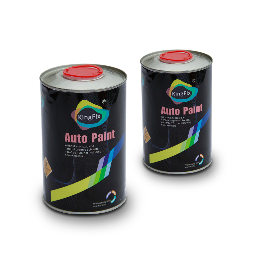 Good adhesion epoxy primer paint for steel