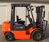 2ton load capacity 3m high quality diesel fork lifter for sale