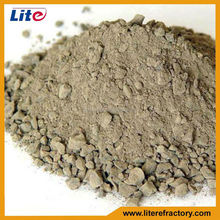 Factory Supply Low cement Castable Refractory for lightweight roofing materials