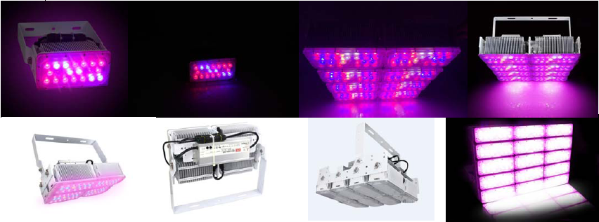 AC85-265V Meanwell Driver 5years red blue 5W double led chip horticulture led grow light with full spectrum for Greenhouse syste