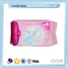 Yellow Chip Anion Sanitary Napkin For