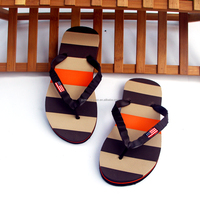 2017 Custom Slipper Bubblecolor Blocking Sandal