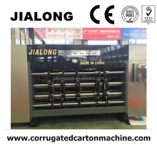 carton box slotting printing die-cutting machine/carton slotting machine