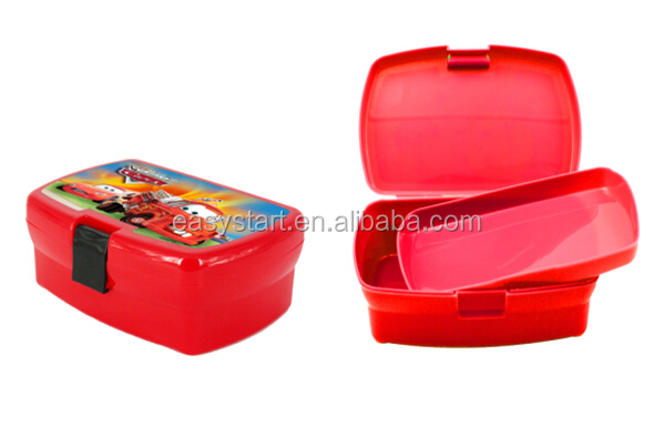 China wholesale hot selling items cheap kids plastic lunch box
