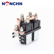 NANFENG New Arrivals 2017 Winch Waterproof Magnetic Types Of Dc Contactor