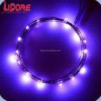 LIDORE led battery operated micro fairy string lights