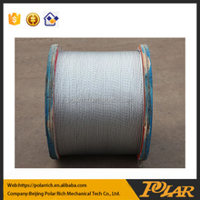 3.5mm stranded wire price blue strand wire rope