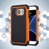 Wholesale mobile cases of tpu for samsung galaxy s7 edge defender phone case