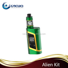 high quality new products SMOK 3ml Alien Kit with TFV8 Baby 18650 batery