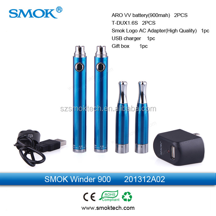 Hot new products for 2014 transform e cigarette aro vv winder vapor cigarette starter kits wholesale