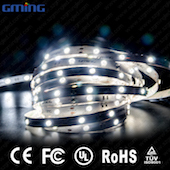 5050 CE Rohs DC 12v Led Strip, Remote Controlled Battery Operated Led Strip Light, 5050 use in led mirror light for bathroom