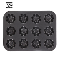 Carbon Steel Non-Stick Round Muffin Baking Pan