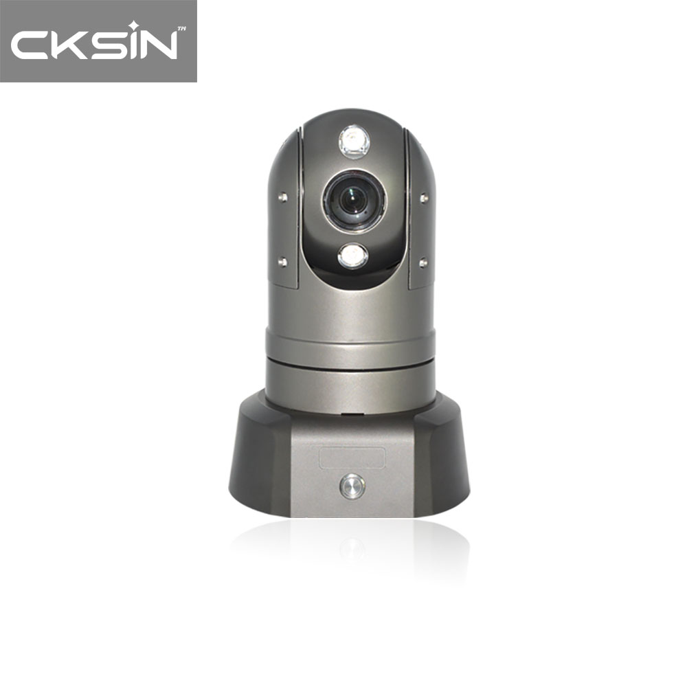 B10 Wireless PTZ CCTV Security Dome Camera Housing For Law Enforcement