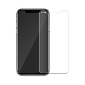Top sales factory direct product mobile phone accessory for tempered glass screen protector for iPhone X