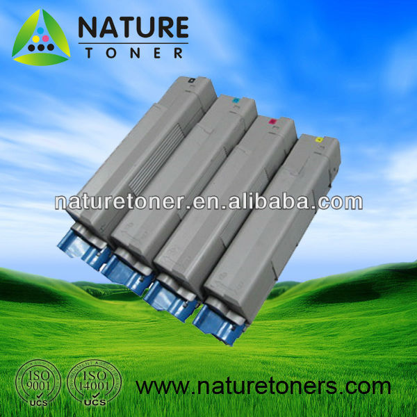Compatible Color Printer Toner Cartridge C6000/C6050 for OKIdata