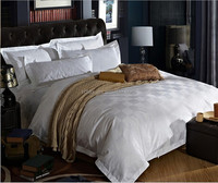 100% Cotton White Luxury Bedding Set