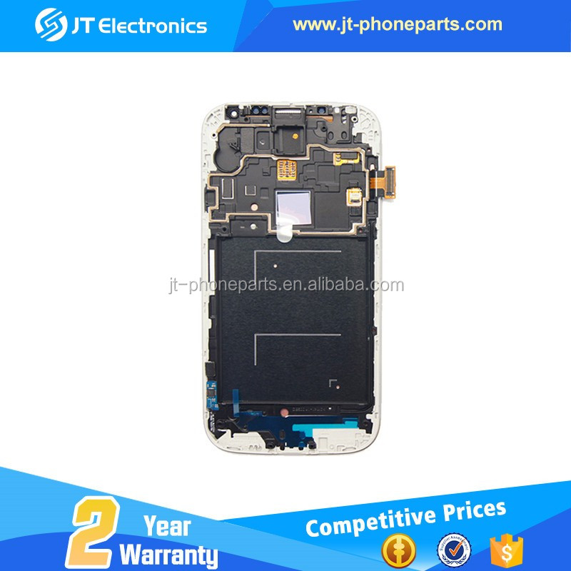 high quality spare parts lcd display touch screen digitizer replacement assembly for samsung galaxy s4 i9500