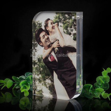 Acrylic photo frame /Magnetic Acrylic Photo Frame / Perspex Picture Holder