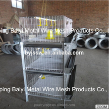 3 Tiers / Layers Iron Metal Chicken Broiler Coop/ Cage / House Direct Factory Sale
