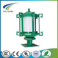 exterior lighting solar led street light with ce/tuv/ul/cul parking lot lights