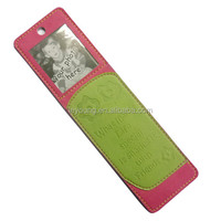 Custom Leather Bookmark Fancy Bookmark