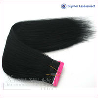 Hot selling no shedding cheap kinky straight yaki hair weave