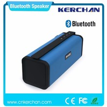High quality best portable 2014 new doorbell speaker with bluetooth