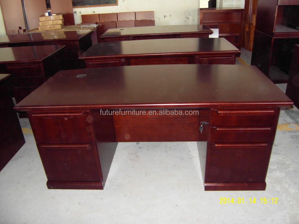 2016 estilo cl sico muebles de oficina escritorio de for Muebles de oficina clasicos