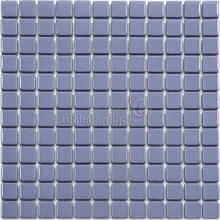 New heat pure color enamel mosaic recycle glass mosaic tile wall mosaic tile