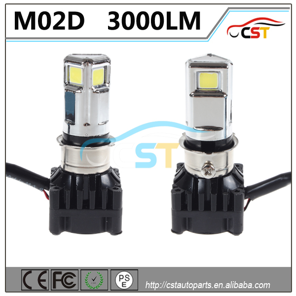 New design promotional motorcycle ba20d led headlight with trade assurance