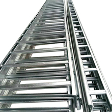 OEM factory galvanized cable ladder for power engineering sale
