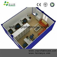 high quality prefab house luxury foldable prefab container house