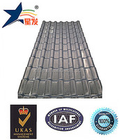 Foshan XingFa asa roof tile Japanese Royal style roofing tiles