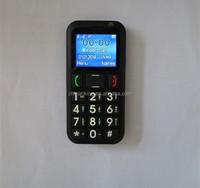 cheap 1.77 inch GSM quad band dual sim senior mobile phone