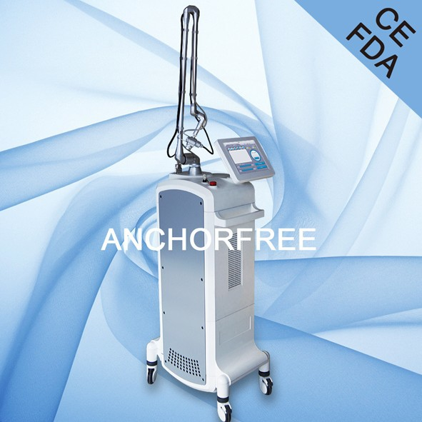 Skin Tightening Wrinkle Removal Scars Reduction CO2 Fractional Laser Beauty Device CE (CO2-L)