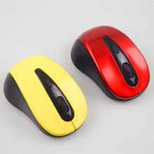 1600 DPI 2.4GHz Mini Wireless Optical Mouse 6 Buttons 3 Adjustable DPI 800/1200/1600 Computer Mice With USB Receiver MK2078