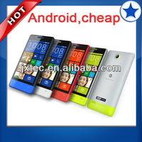 2sims tv smart Android 4.0 celulares chinos H3039