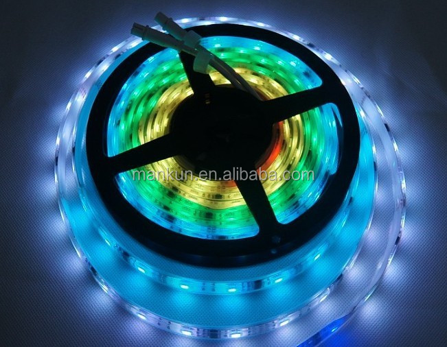 DC12V digital magic colorful <strong>rgb</strong> 2835 led strip