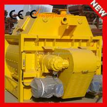 2015 High Efficient China JS3000 Industrial Concrete and Cement Mixer For Sale