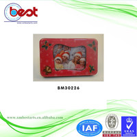 refrigerator photo insert frame magnet for children
