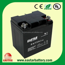 sealed lead acid battery 12V 24Ah battery for ups inverter