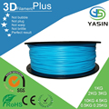 High Quality 1kg Spool PLA ABS 3D Printer Filament 1.75mm 3.0mm PLA ABS Filament 3D Printer Filament with various colors