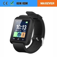 Sport Style Fashionable U8 Bluetooth Smart Watch U8