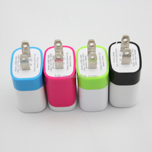 Universal cell phone USB charger travel adapter for samsung galaxy s4 i9500