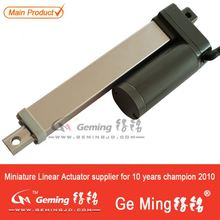 Mini stainless steel dc linear actuators for four-wheel drive