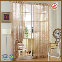 2014 Fashion beautiful voile decorative string curtain