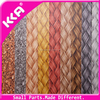 Knitted synthetic leather PVC leather for sofa furniture upholstery