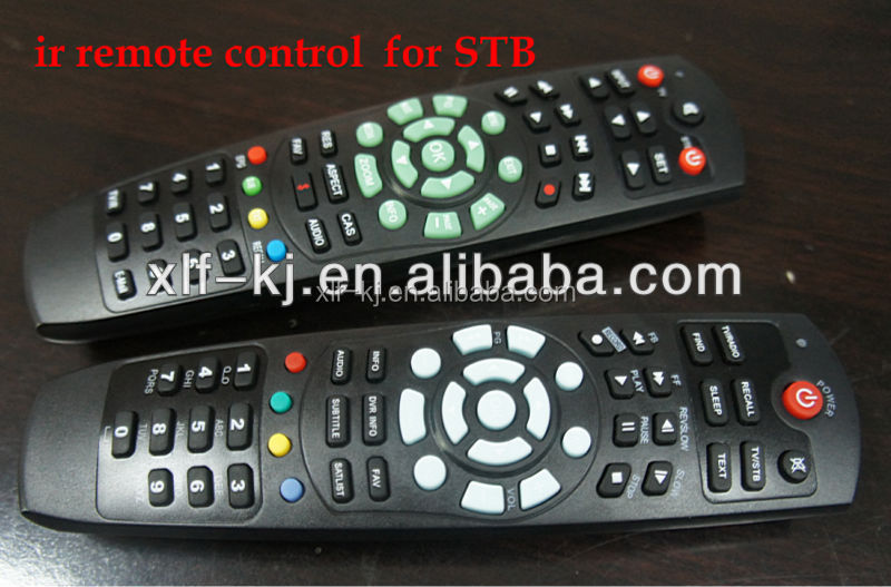 Factory supply Openbox S9 HD remote control DVB-S2 Receiver tuner azbox remote control