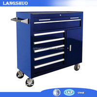 Steel Heavy Duty Tool Chest Movable